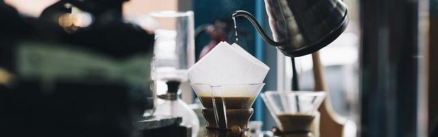 Kaffeemaschinen mit Thermoskanne Bild 1